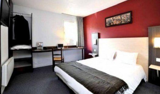 hôtel balladins Sevran - chambre