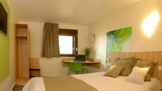 hôtel Balladins Bobigny - chambre