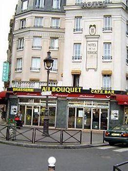 Hôtel de la Terrasse, Porte de Clignancourt