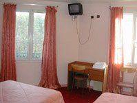 Hôtel de la Terrasse, chambre double