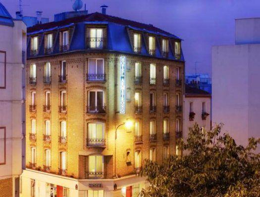 Hôtel Amstrong Paris Porte de Montreuil