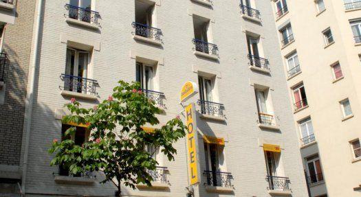 Hotel Pres Du Zenith De Paris La Villette