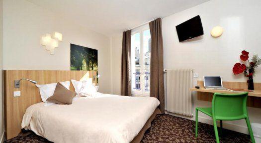 Hôtel Balladins Paris la Villette chambre