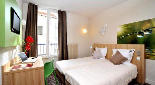 Hôtel Balladins Paris la Villette chambre bis