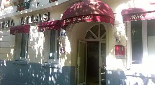 Hôtel Lilas Gambetta Paris 20e