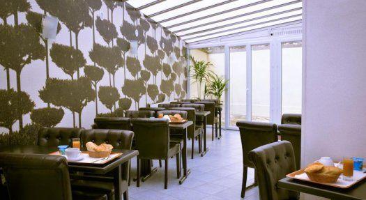 Hôtel Lilas Gambetta restaurant
