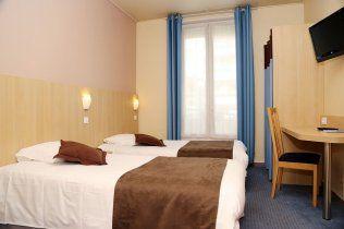 Trouver un h tel dans le 19e arrondissement de paris for Trouver un hotel paris