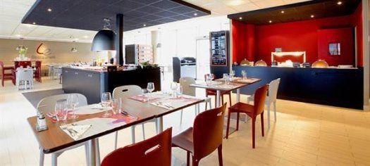 Hôtel Campanile Paris 19 - La Villette, restaurant
