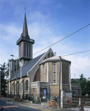 Eglise Notre-Dame de l'Assomption à Neuilly-Plaisance