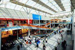 Le Millénaire Shopping Centre Aubervilliers
