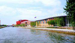 Le millénaire - canal