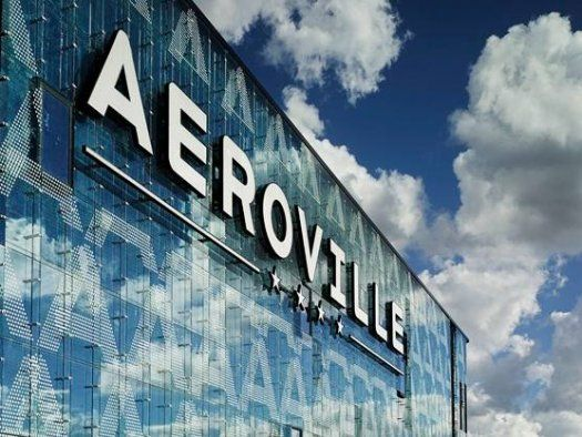 Centre commercial a roville ouvert tous les jours dimanche week end - Aeroville centre commercial ...