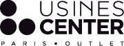 Usine Center  Paris nord 2 logo