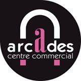 Logo arcades centre commercial mont est