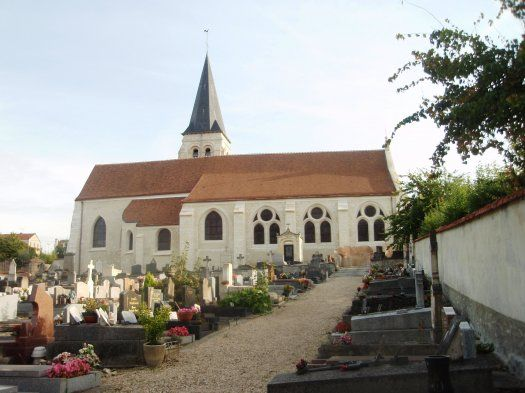 L 39 Glise Saint Sulpice De Noisy Le Grand 93