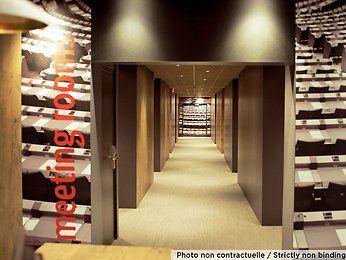 Hôtel Ibis Paris Le Bourget réunion d'affaires