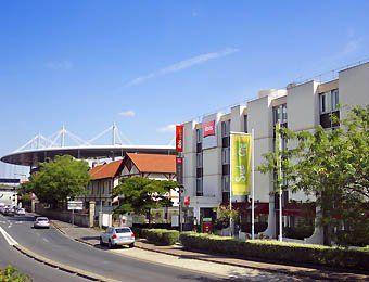Hôtel Ibis Saint-Denis stade ouest