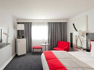 Mercure Paris CDG Airport - chambre