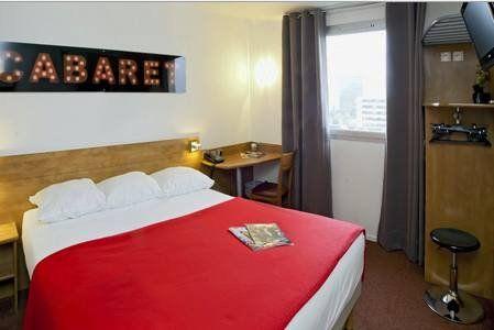 chambre classique - inter hotel rosny