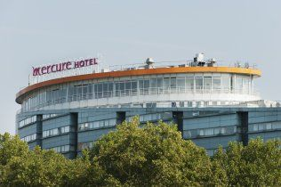 mercure villette