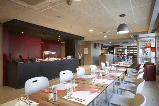 Hôtel Kyriad Blanc Mesnil - restaurant