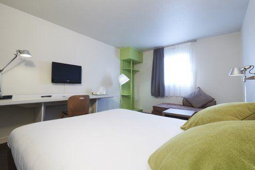 hotel campanile le blanc mesnil - chambre