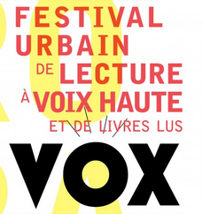 Festival VOX, livres et lectures à Montreuil
