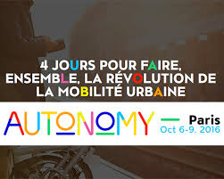 Autonomy salon de la mobilit urbaine grande halle de la - Salon de la mobilite ...