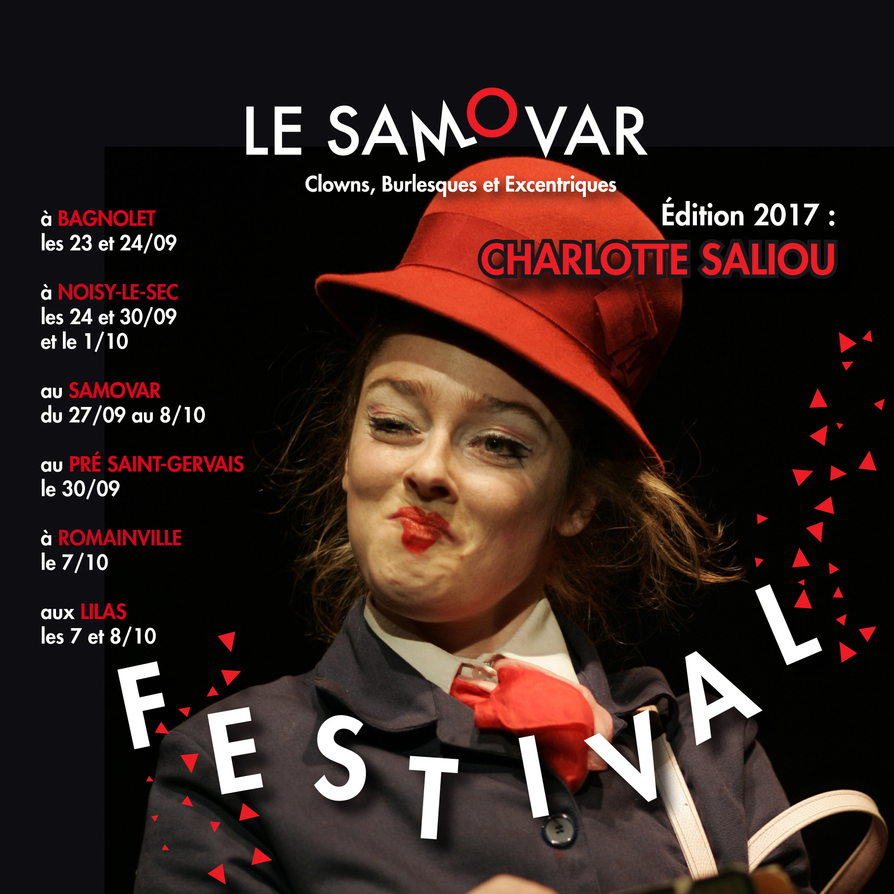 Festival des Clowns, Burlesques and Eccentric