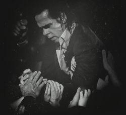 Nick Cave Paris zénith de Paris