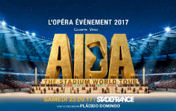 Aida at Stade de France, the pharaonic opera by Verdi