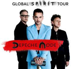 Depeche Mode concert Stade de France