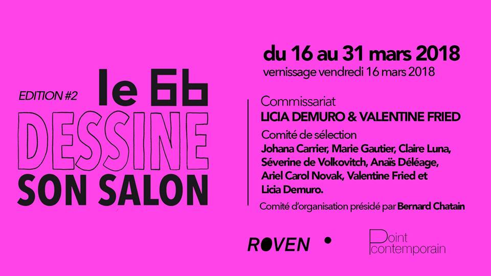 Le 6b dessine son salon