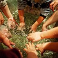 Ah l'eau ! Water workshop for children at la Villette
