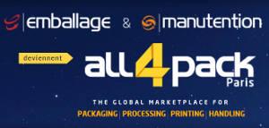 Trade fair all4pack