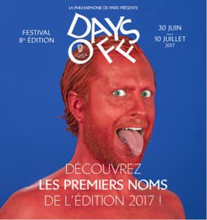 Days Off - Festival Paris