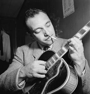 Django Reinhardt - exposition Swing de Paris