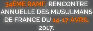 30eme rencontre annuelle des musulmans de france programme