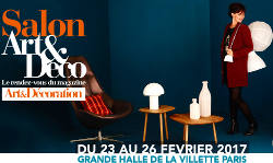 Le salon art d coration f vrier 2018 paris la villette for Salon art et decoration la villette