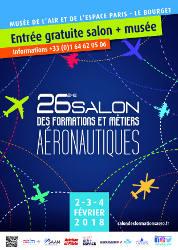 Salon de la formation et m tiers a ronautiques paris le for Salon du bourget 2018