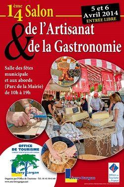 Salon de l 39 artisanat et de la gastronomie livry gargan for Salon de l artisanat valence