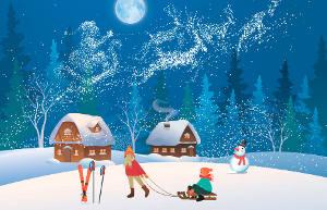 marche de noel 2018 blanc mesnil Village de noël 2018 au Blanc Mesnil, animations pour tous marche de noel 2018 blanc mesnil