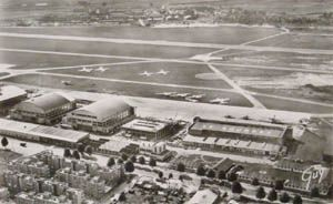 Bourget airport