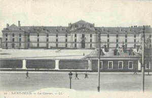 Swiss barracks - Saint-Denis