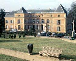Château du vicomte de Puységur à Clichy-sous-Bois