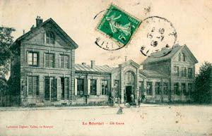Stations Bourget - Seine-Saint-Denis - France