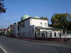 Domes of the Bondy Mosque