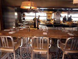 Ma cocotte restaurant design par starck aux puces de saint ouen - Ma cocotte restaurant paris ...