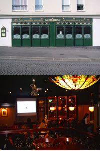 Restaurant pub Au Bureau ouvert 7 jours sur 7 NoisyleGrand