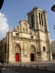 Notre-Dame des Vertus à Aubervilliers